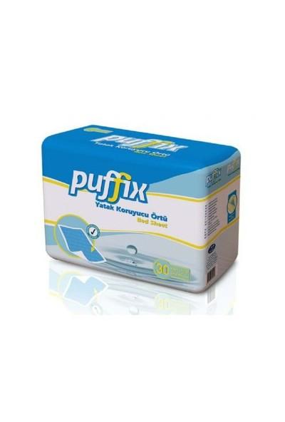 Puffix Yatak Koruyucu Örtü 60X90 30Lu