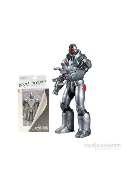 Justice League Cyborg New 52 Figür