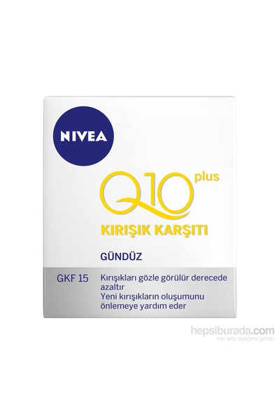 Nivea Visage Q10 Plus Light Gündüz Bakım Kremi