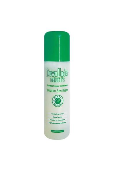 Down Under Natural's 2 Fazlı Onarıcı Sıvı Saç Kremi 200Ml