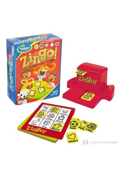 Zingo Bingo with a Zing İngilizce Akıl Oyunu