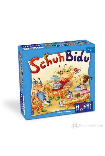 Kırkayak-kabı (Schuhbidu) Eğitsel Oyun
