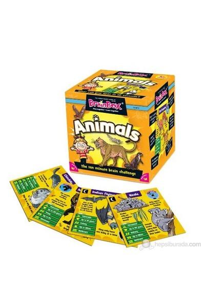 BrainBox Hayvanlar (Animals) İngilizce Kelime Öğrenme