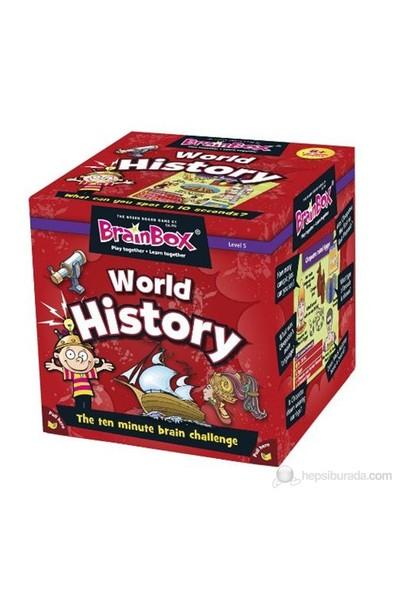 BrainBox Dünya Tarihi (World History) İngilizce Kelime Öğrenme