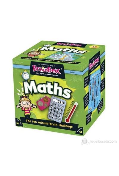 Brainbox Maths - İngilizce Hafıza Oyunu