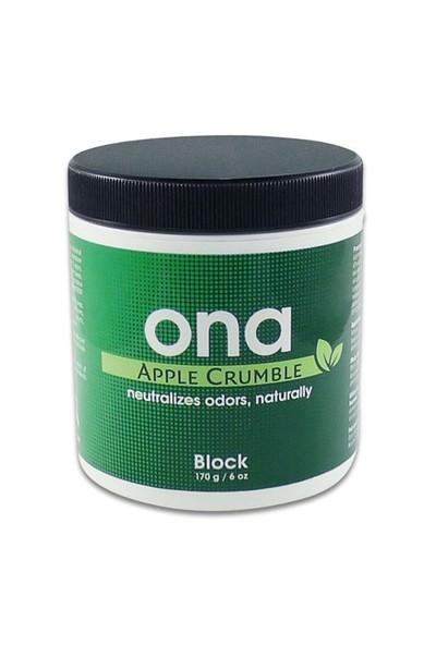 Ona Block Apple 170 Gr