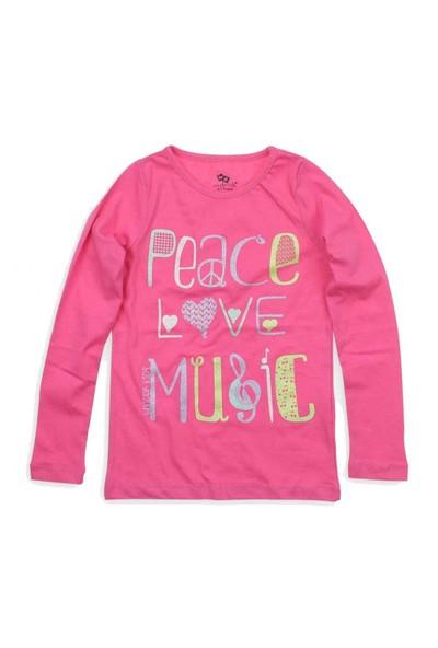 Modakids Wonder Kids Kız Çocuk Uzun Kol T-Shirt 010-3100-022