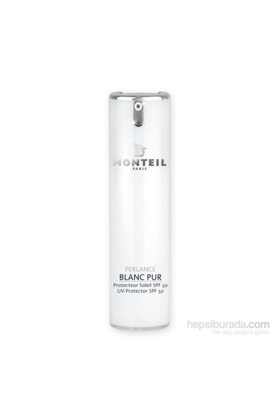 Monteil Perlance Blanc Pur Protection Soleil SPF50 30 Ml