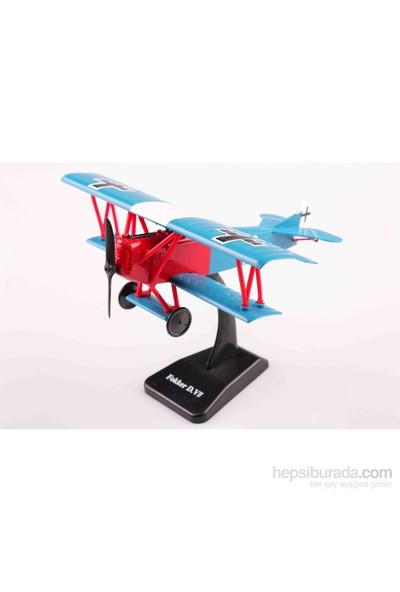 Fokker D.Vıı Diecast Uçak Modeli