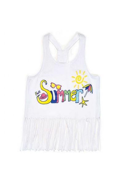 Modakids Wonder Kids Kız Çocuk T-Shirt 010-1505-027