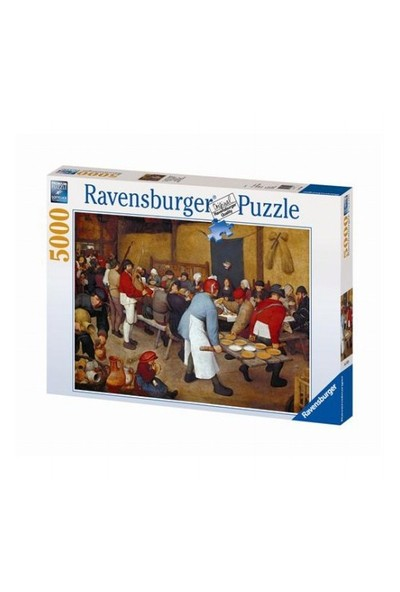 Ravensburger 5000P Puzzle Brueghel-174232