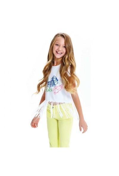 Modakids Wonder Kids Kız Çocuk T-Shirt 010-1705-027