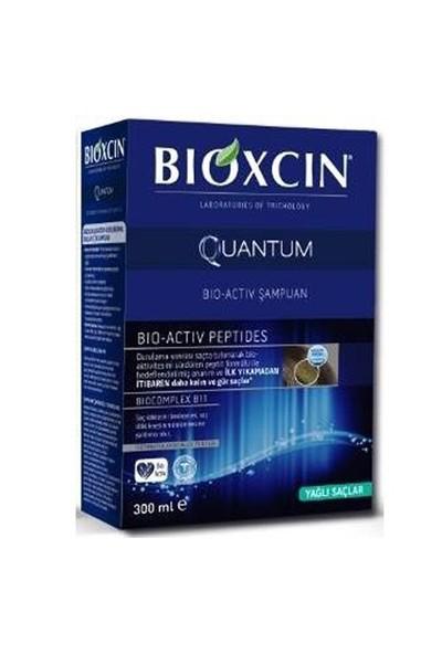 BIOXCIN Quantum Şampuan 300 ml - Yağlı Saçlar