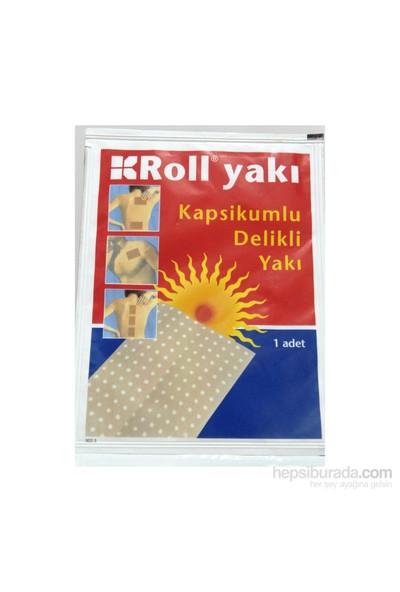 Roll Yakı Kapsikumlu Delikli Yakı