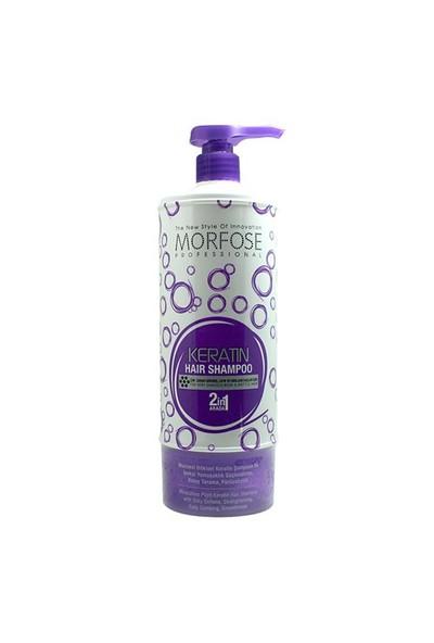Morfose Keratin Şampuanı 2İn1 1000Ml.