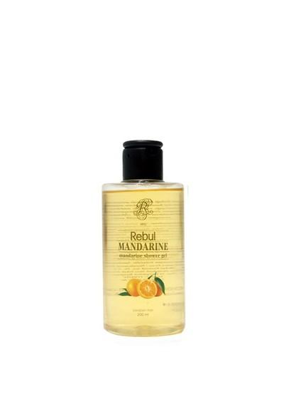 Rebul Mandarine Duş Jeli 200Ml.