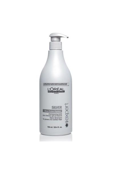 Loreal Expert Silver Şampuan 750Ml Beyaz Saçlara Parlaklık Veren