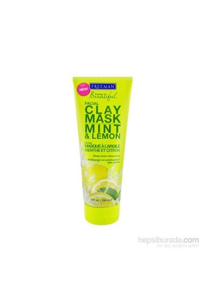 Freeman Naneli & Limonlu Kil Maskesi 150 Ml