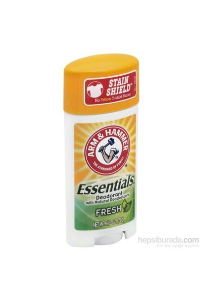 Arm & Hammer Essentials Fresh Deodorant 71 Gr.