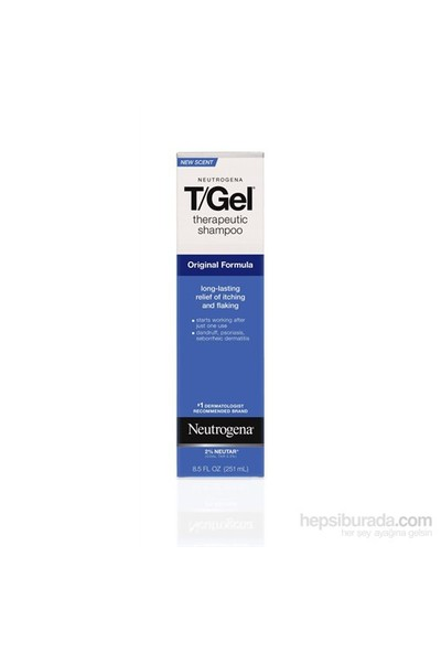 Neutrogena T/Gel Therapeutıc Shampoo 250 Ml