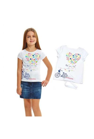 Modakids Wonder Kids Kız Çocuk T-Shirt 010-1521-027