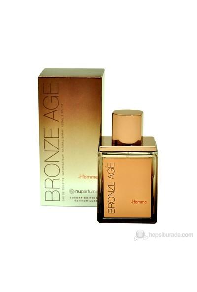 Nu Parfums Bronze Age Edt 100 Ml Erkek Parfümü