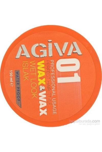 Agiwax Islak Etkili 150 Ml Wax