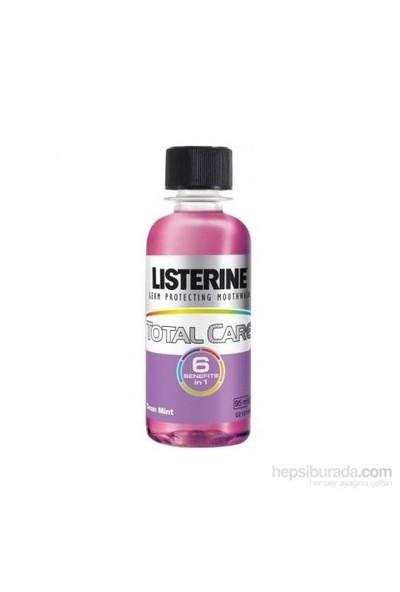Listerine Total Care Clean Mint Ağız Bakım Suyu 95 Ml
