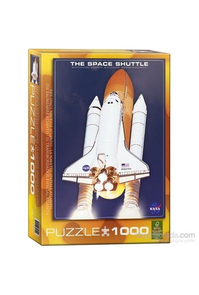 Eurographics Puzzle 1000 Parça Atlantis Uzay Mekiği