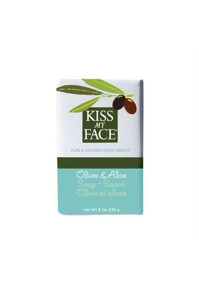 Kiss My Face Aloe Vera Ve Zeytinyağı Özlü Sabun