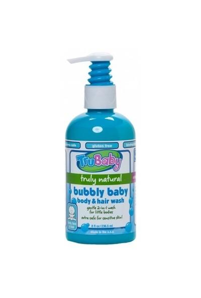 Trukid Bubbly Baby Body & Hair Wash - Saç Ve Vücut Şampuanı