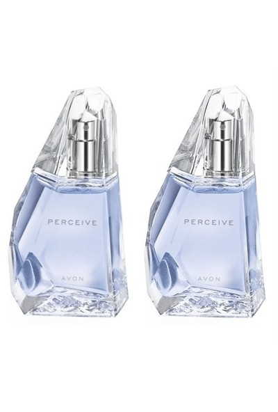 Avon Perceive Edp 50 Ml Bayan Parfüm 2 Adet