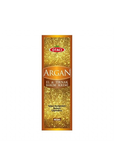 Otaci Argan El&Tirnak Bakım Kremi 50 Ml