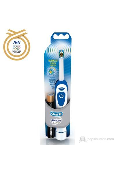Oral-B Pilli Diş Fırçası 3 Boyutlu Beyazlık Luxe Db04