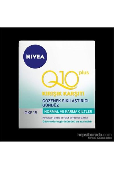 Nivea Visage Q10 Plus Kırışık Karşıtı Karma Ciltler İçin Gündüz Krem 50 Ml