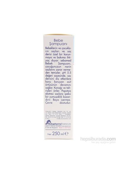 Sebamed Baby pH 5.5 Yenidoğan Şampuanı 250 ml