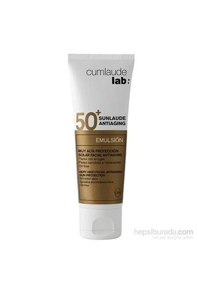 CUMLAUDE LAB SUNLAUDE SPF50+ Anti-aging Emulsion 50 ml
