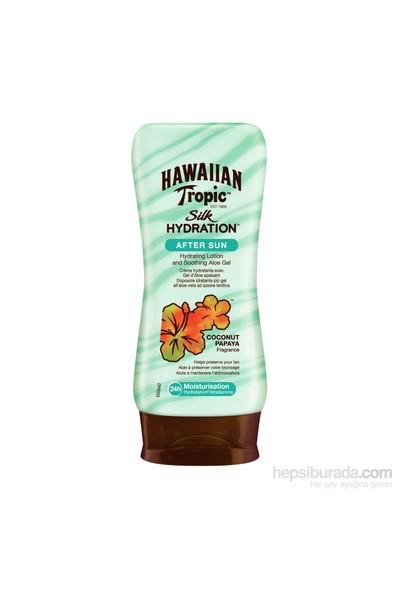 Hawaiian Tropic Lotion Silk Hydration After Sun 180 Ml