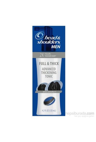 Head & Shoulders Full & Thick Men Advanced Tonik 125 Ml