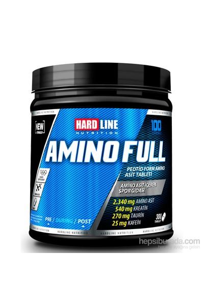 Hardline Nutrition Amino Full 300 Tablet