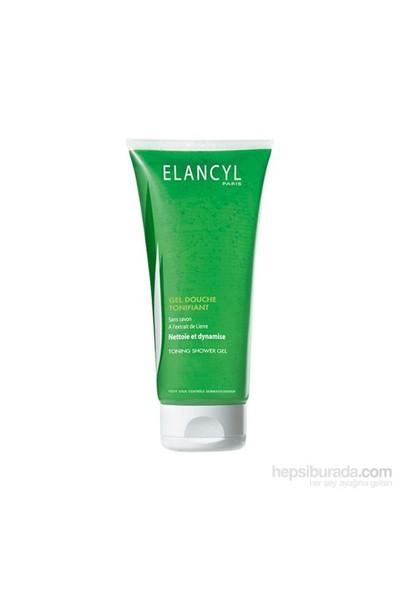 ELANCYL Gel Douche Tonifiant 200 ml