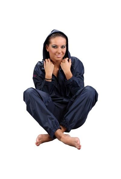 Sweat Sauna Etkili Yırtılmaz Terleme ve Form Eşofmanı - Unisex