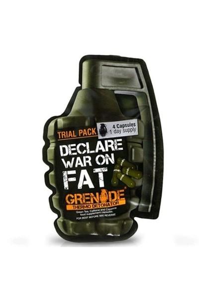Grenade Thermo Detonator 4 Kapsül