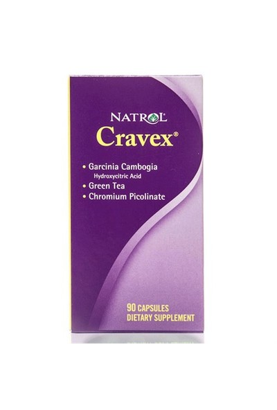 Natrol Cravex 90 Kapsul