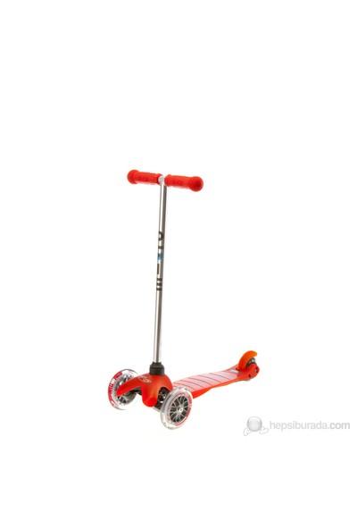 Micro Scooter Mini Kırmızı MM0008