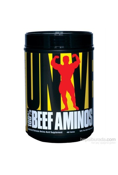 Universal Nutrition Beef Amino 400 Tablet