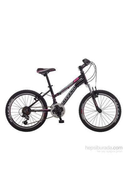 "Salcano NG 750 20"" Lady Beyaz Pembe Kırmızı Çocuk Bisikleti"