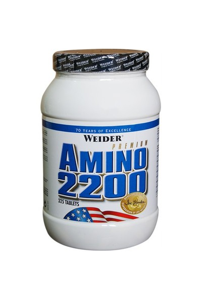 Weider Amino 2200 (2700 mg - 325 tablet)
