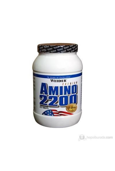 Weider Whey Aminos (325 tablet)