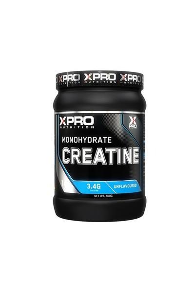 Xpro Creatine Monohydrate 500gr Aromasız